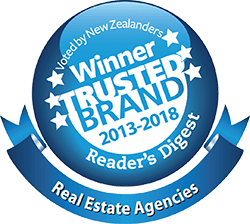 Reader's Digest Winner Trusted Brand 2013-2018
