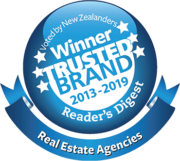 Reader's Digest Winner Trusted Brand 2013-2019
